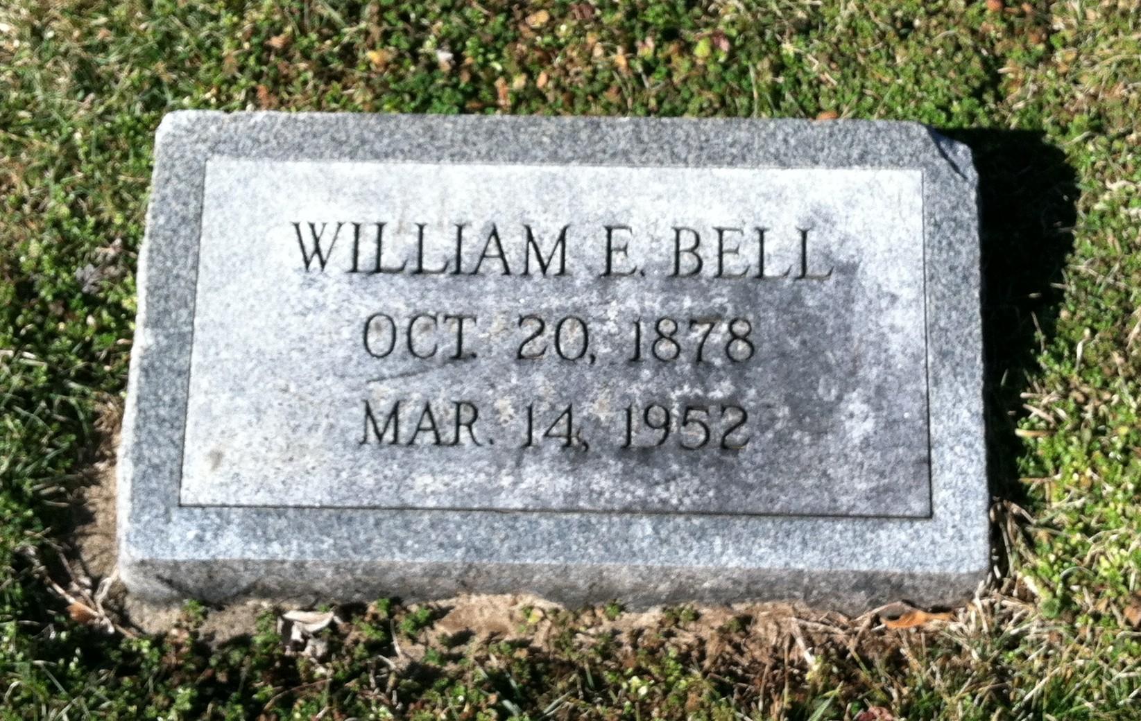William E. Bell