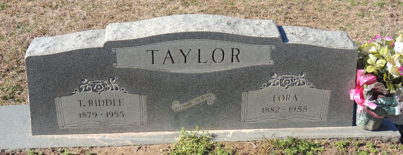 T. Riddle Taylor