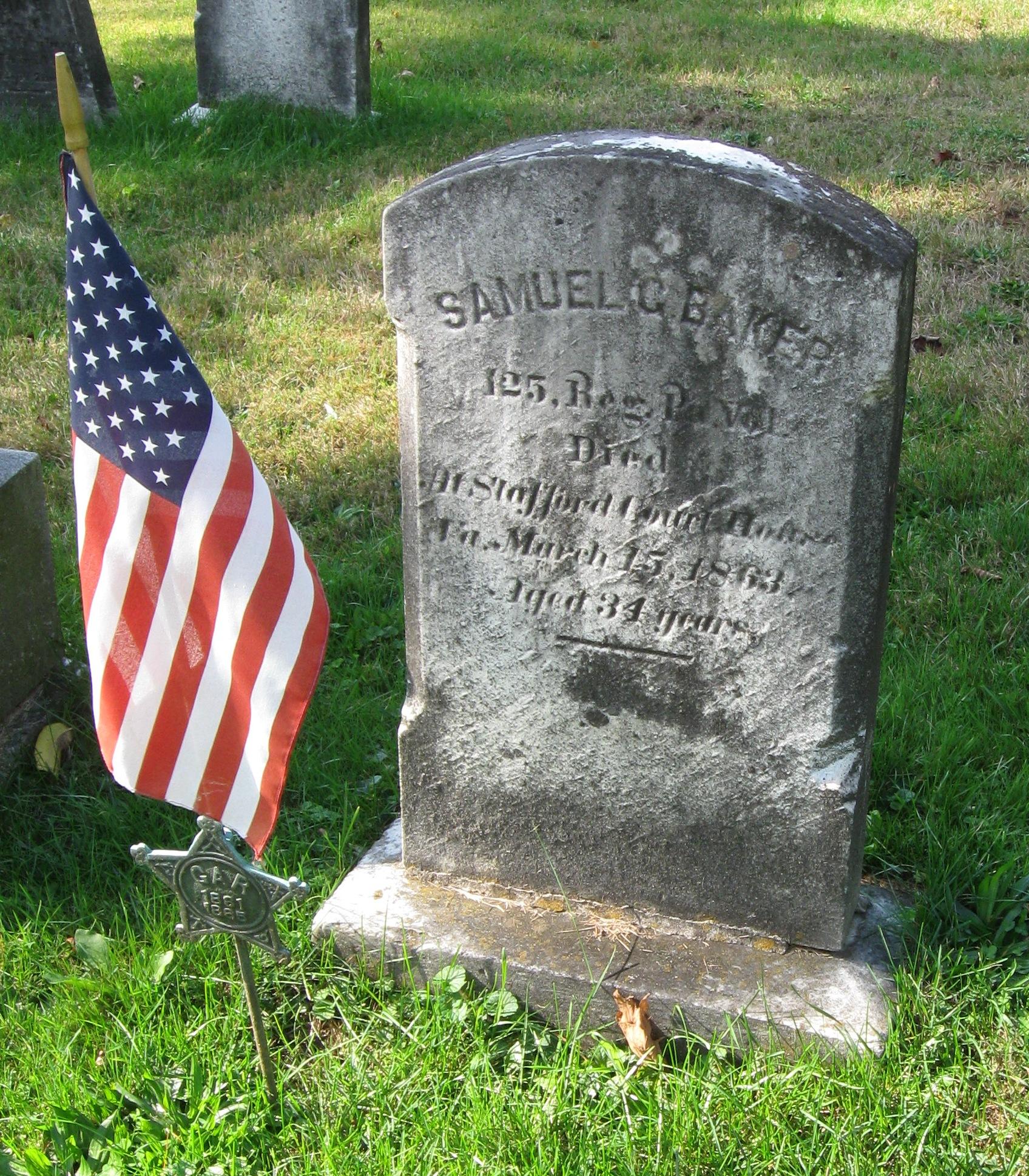 Samuel G. Baker