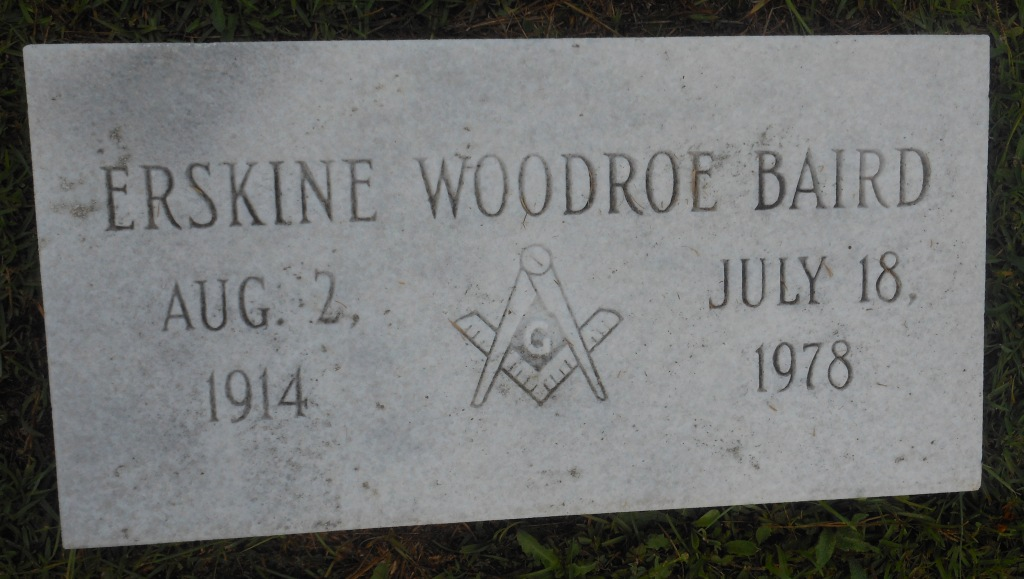Erskine Woodroe Baird