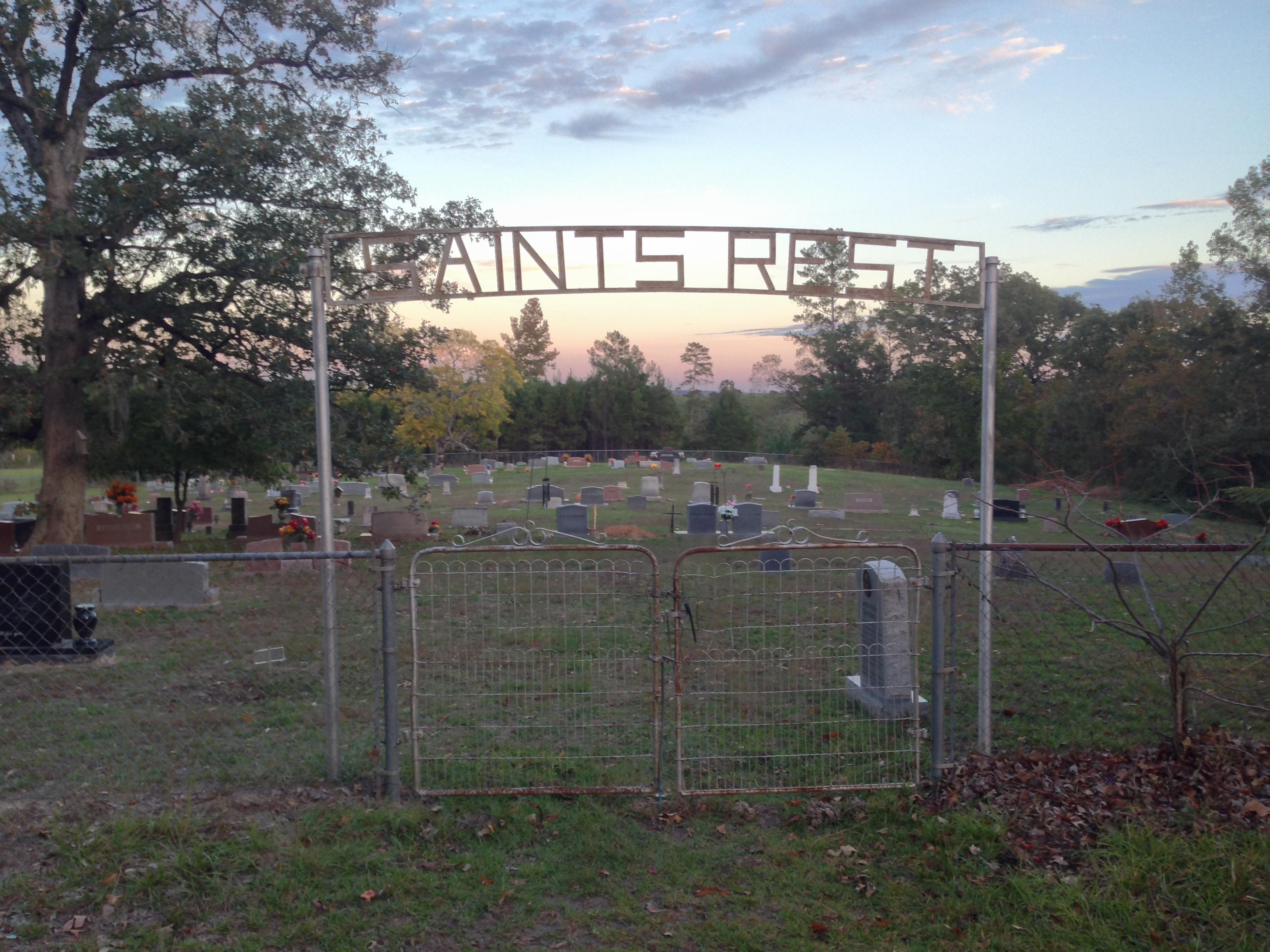 Saints Rest Cemetery