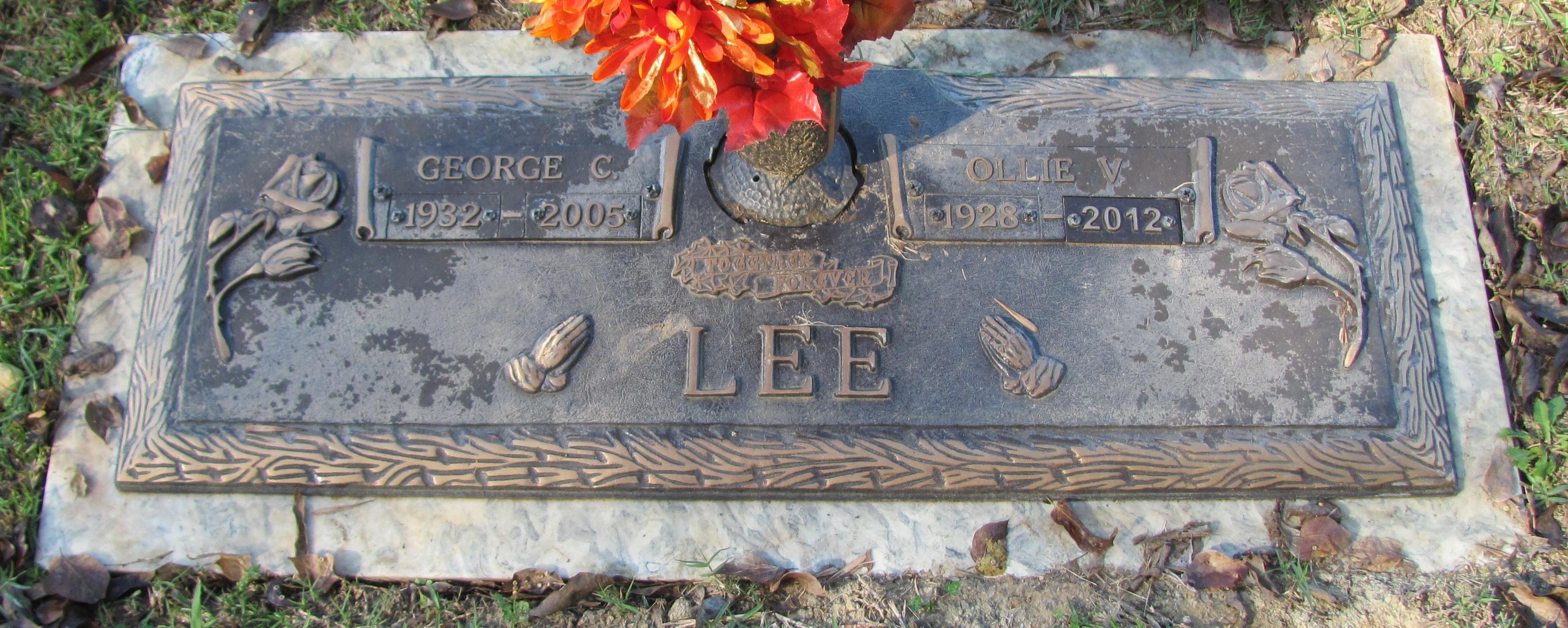 George C Lee