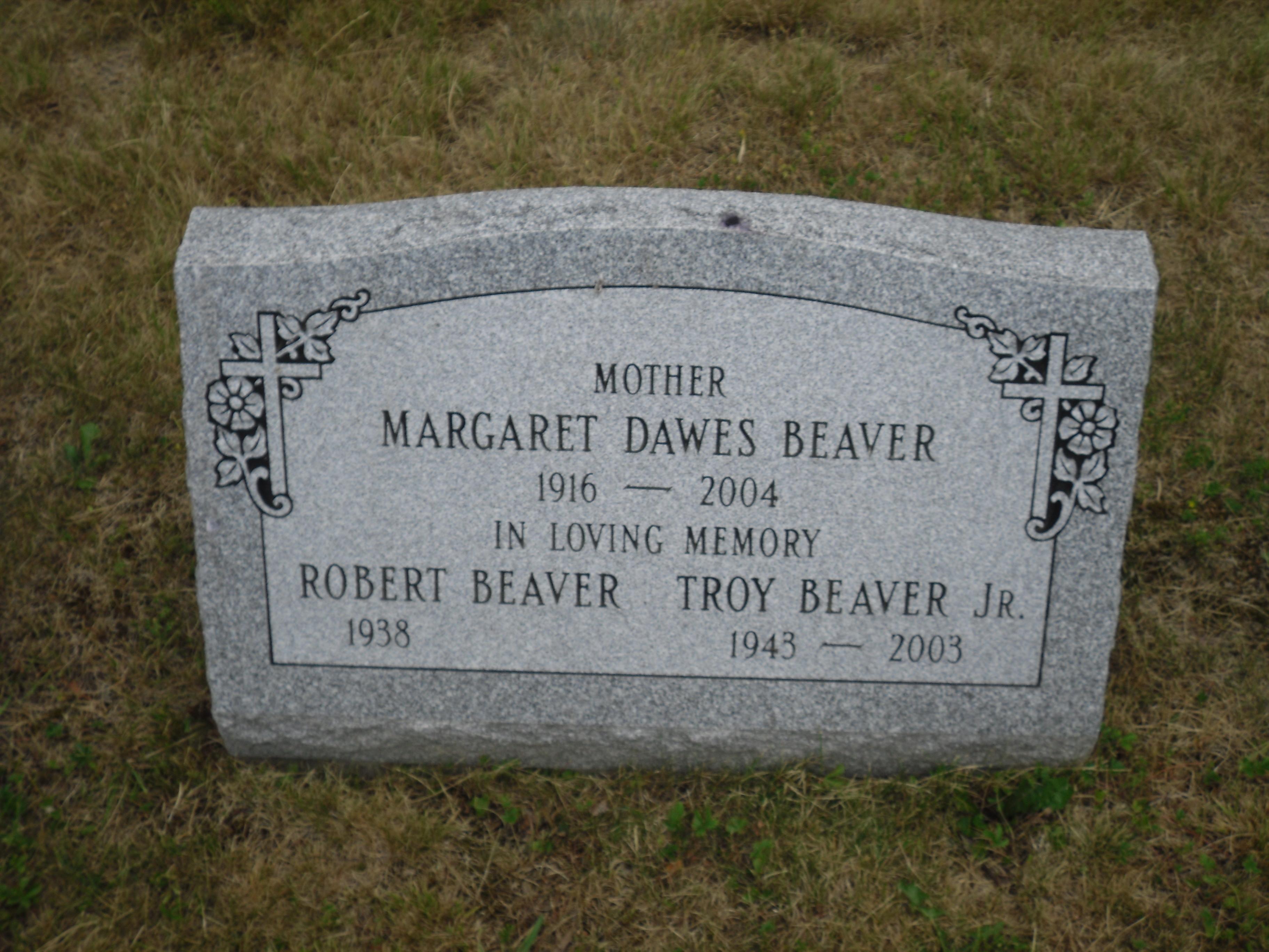 Margaret Fay <i>Dawes</i> Beaver