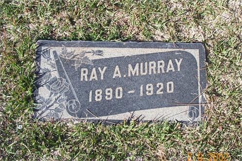 Raymond Albert Murray