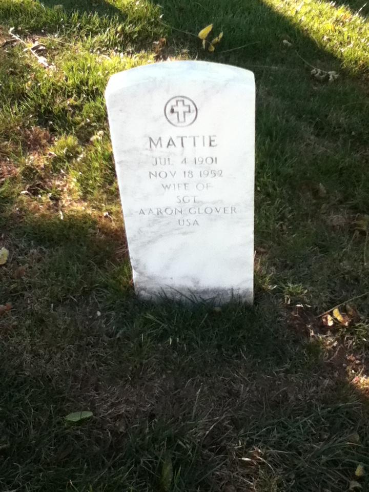 Mattie Glover