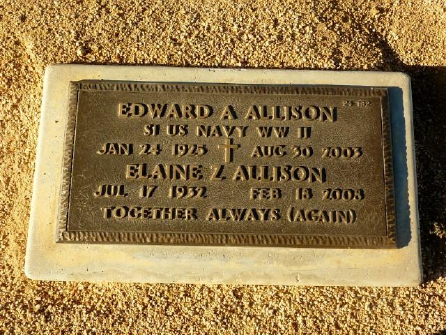 Edward A Allison