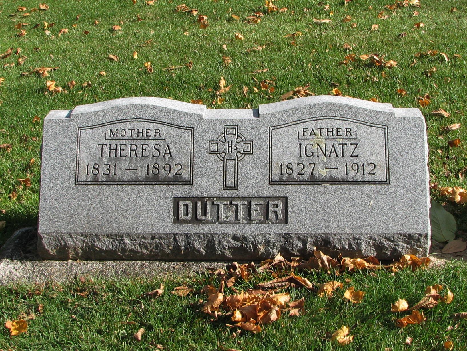 Ignatius Dutter