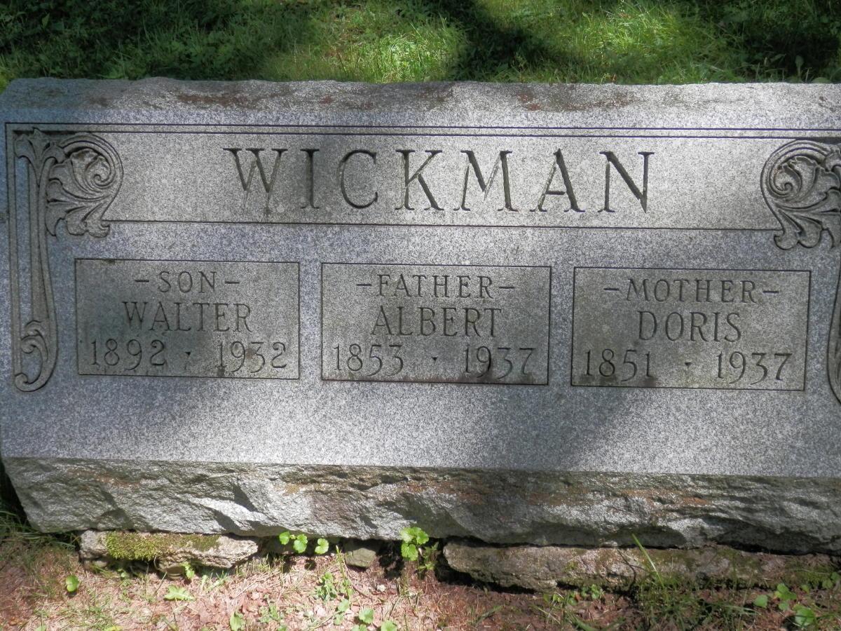 Albert Ellery Vickman