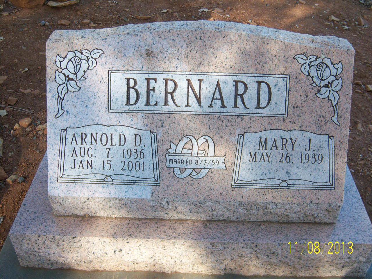 Arnold Daniel Bernard