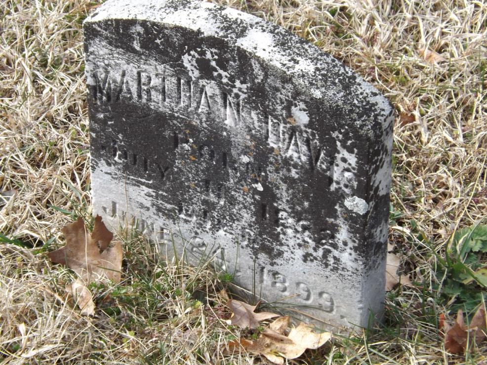 Martha Naomi <i>Clemens</i> Broady