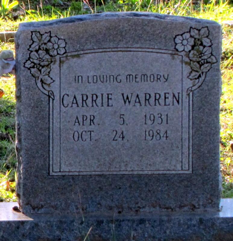 Carrie Warren