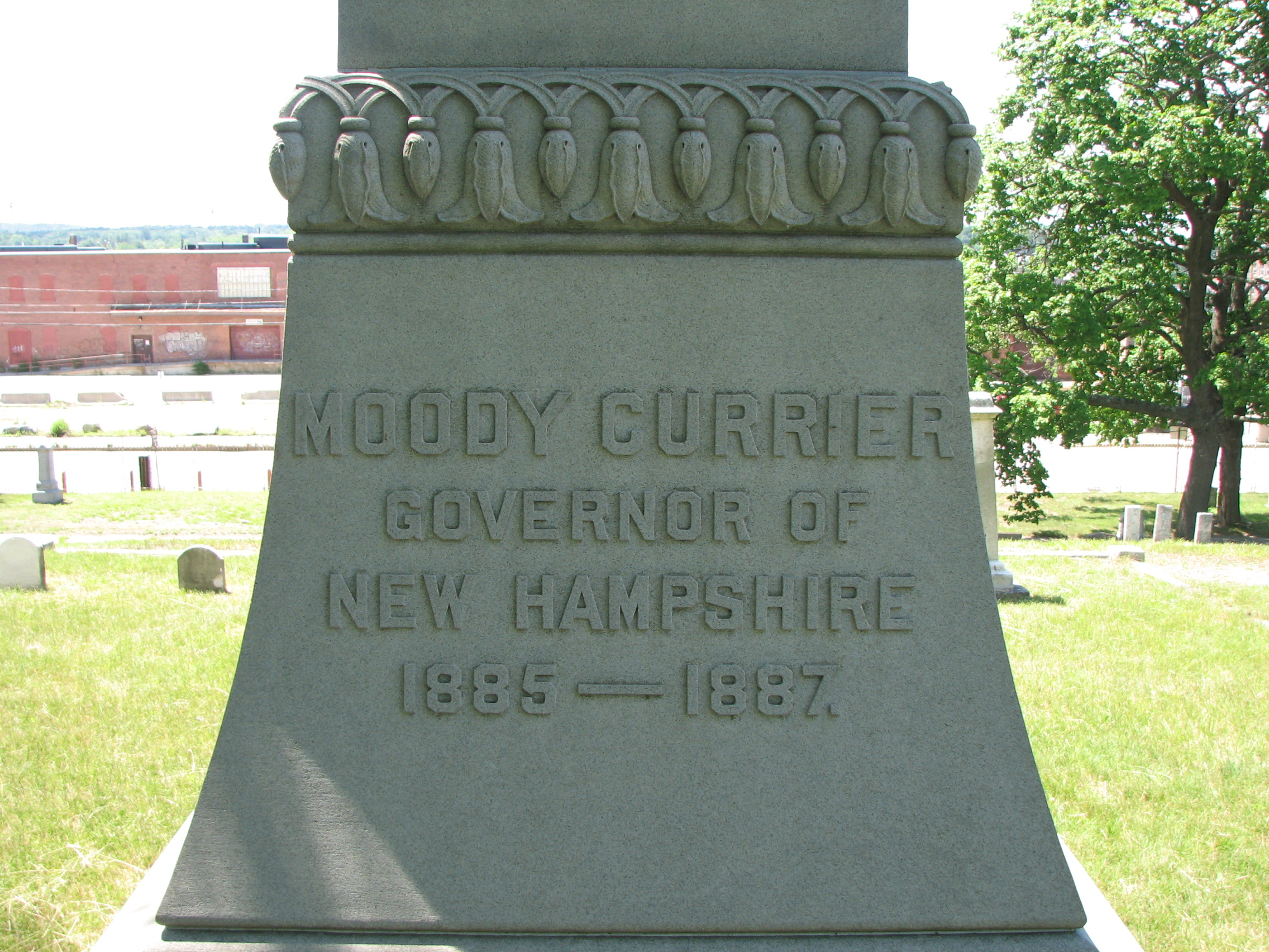 Moody Currier