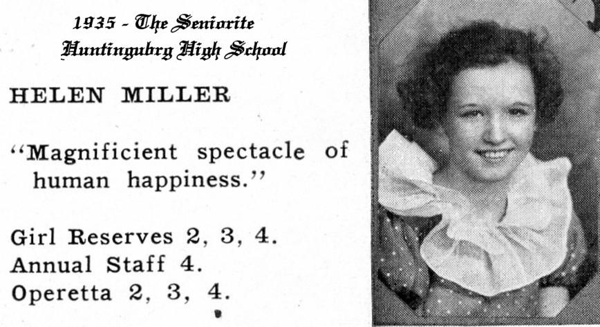 Helen H <i>Miller</i> Kamman