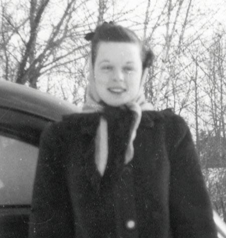 Wilma Mae <i>Shetterly</i> Bergan