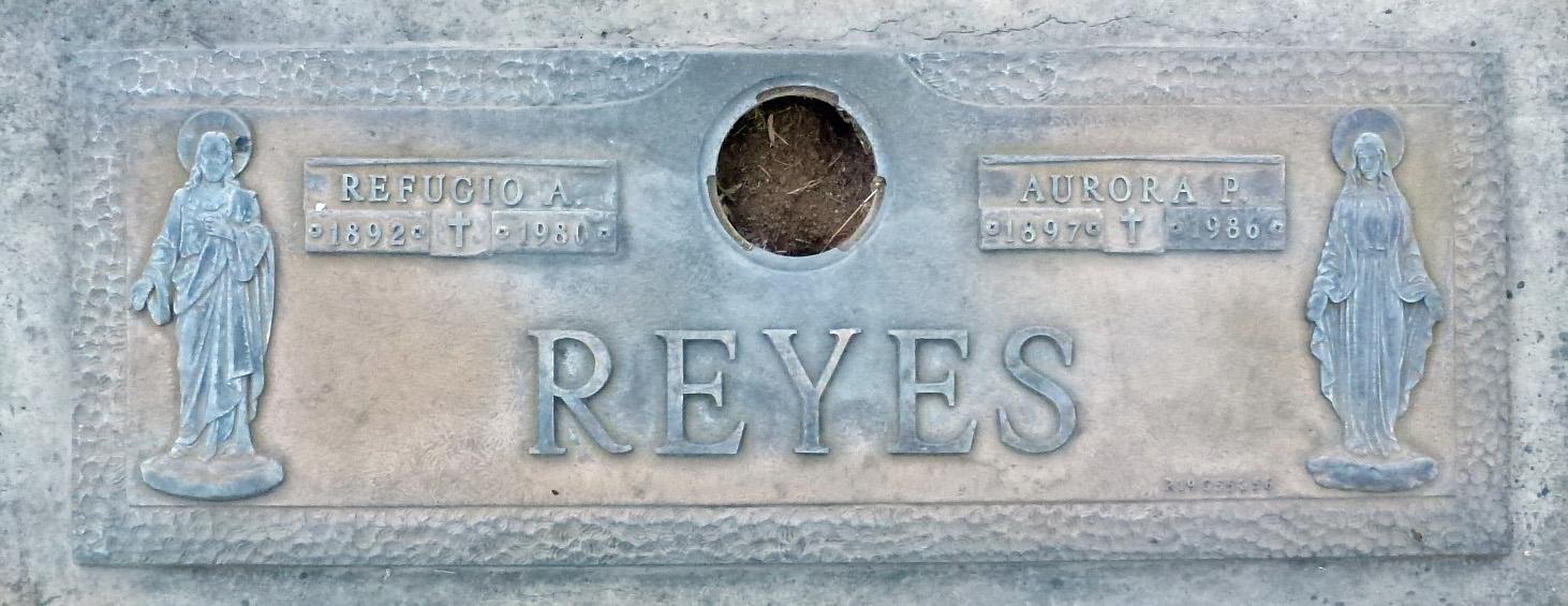 Aurora <i>Palma</i> Reyes