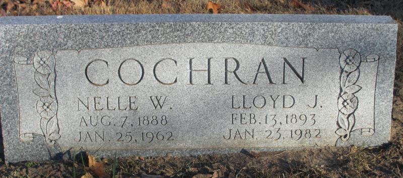Lloyd James Cochran