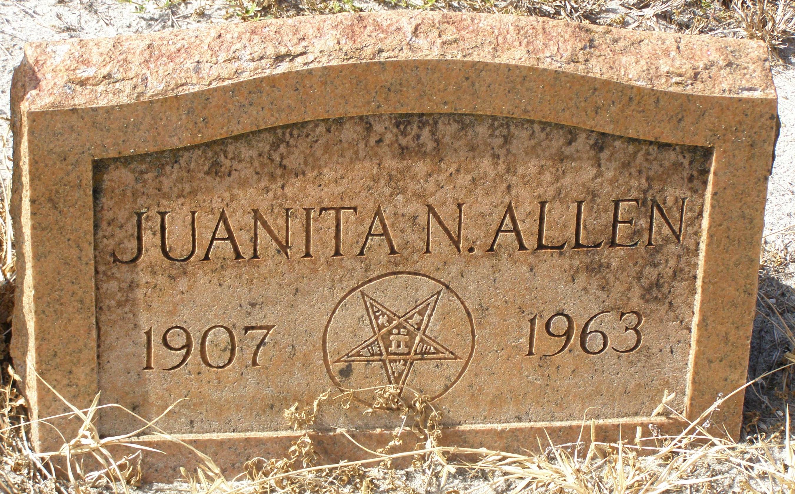 Juanita N. Allen