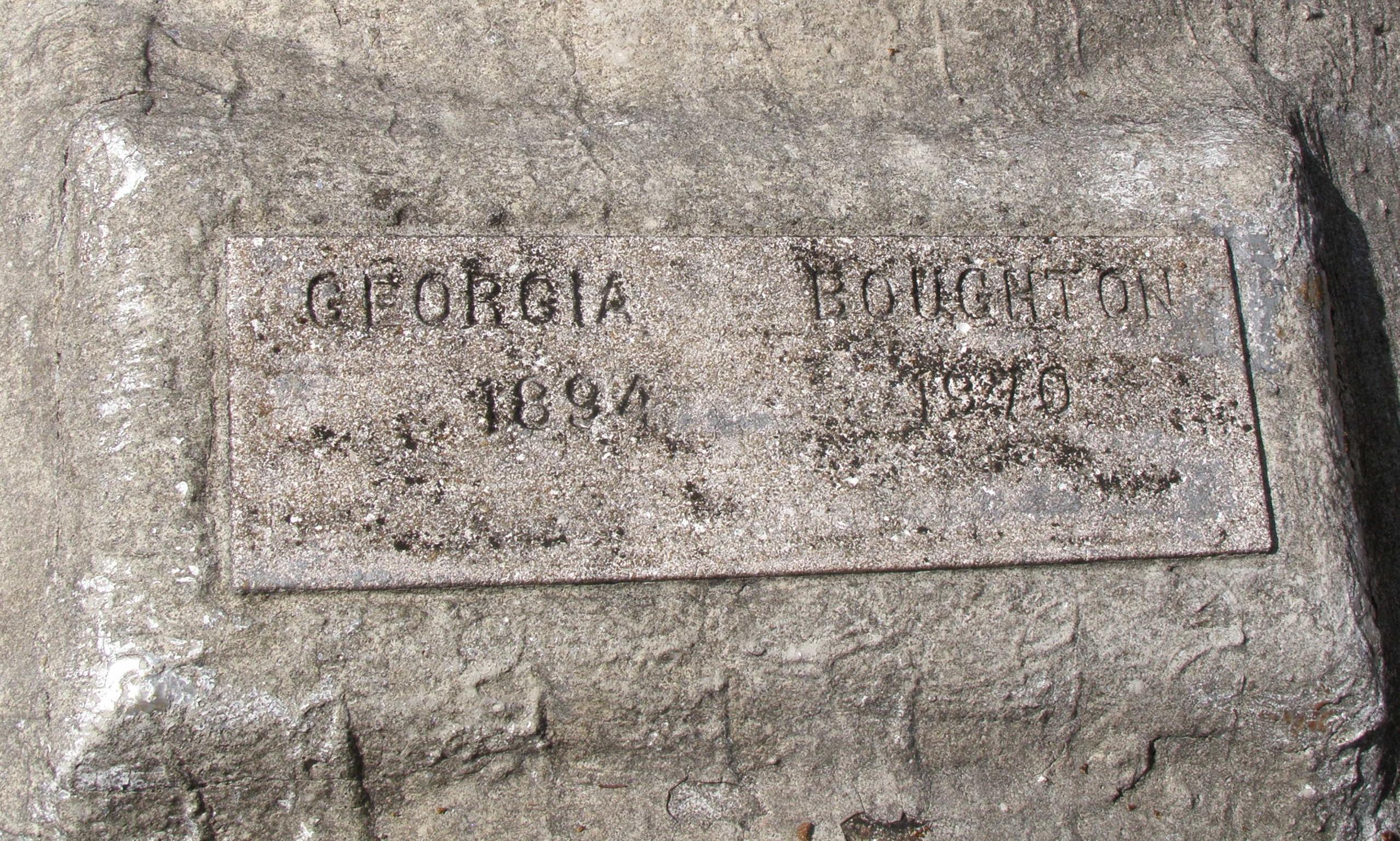 Georgia Boughton