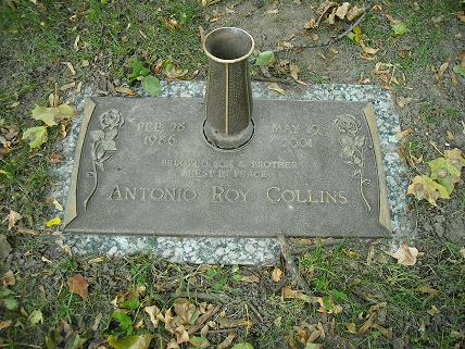 Antonio Roy Collins