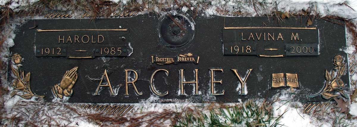 Harold Archey, Sr