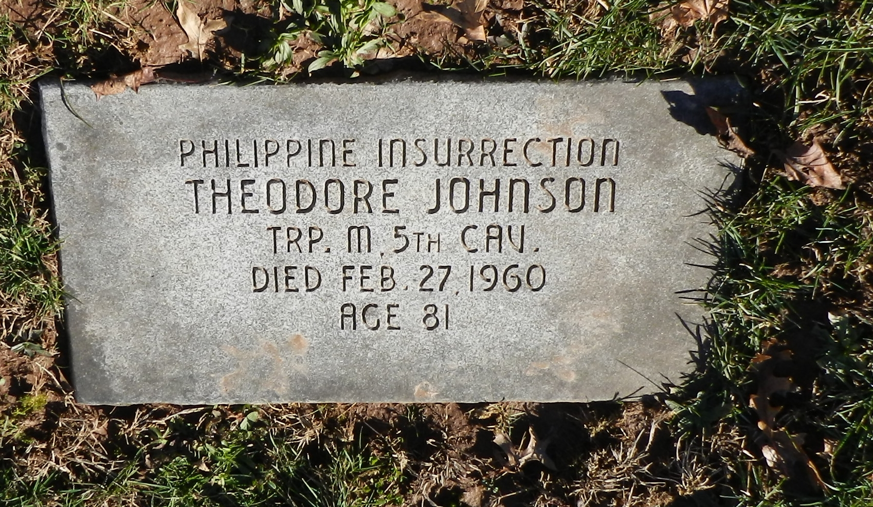 Theodore Johnson