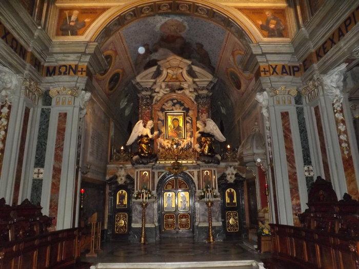 Abbey of Santa Maria di Grottaferrata