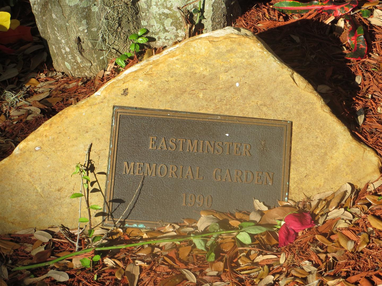 Eastminster Presbyterian Church Memorial Garden