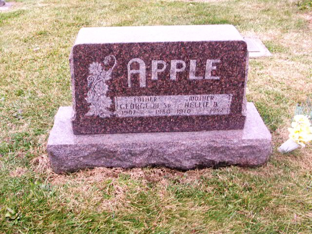 Nellie B. <i>Lamb</i> Apple