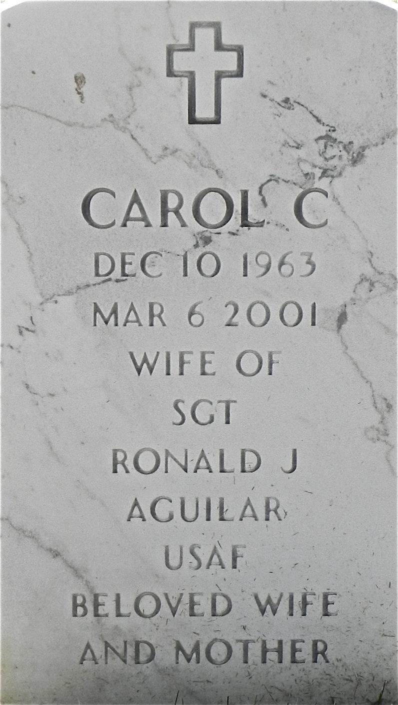 Carol C Aguilar