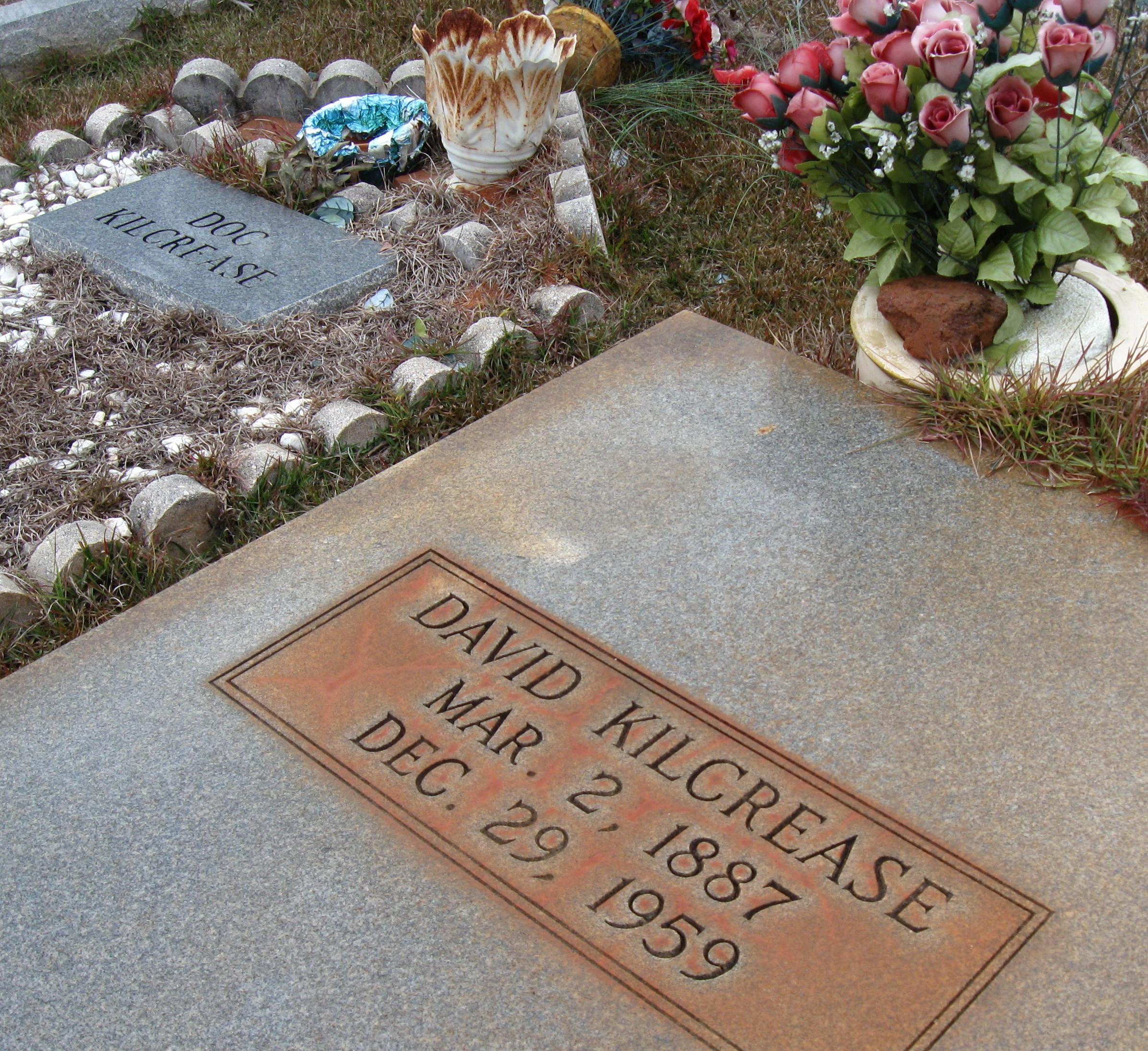 David Kilcrease (1887-1959) - Find A Grave Memorial
