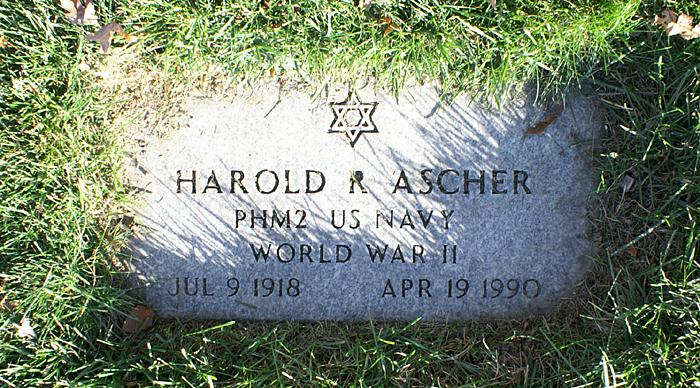 Harold Robert Ascher