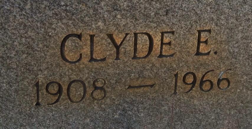 Clyde Enoch Baker