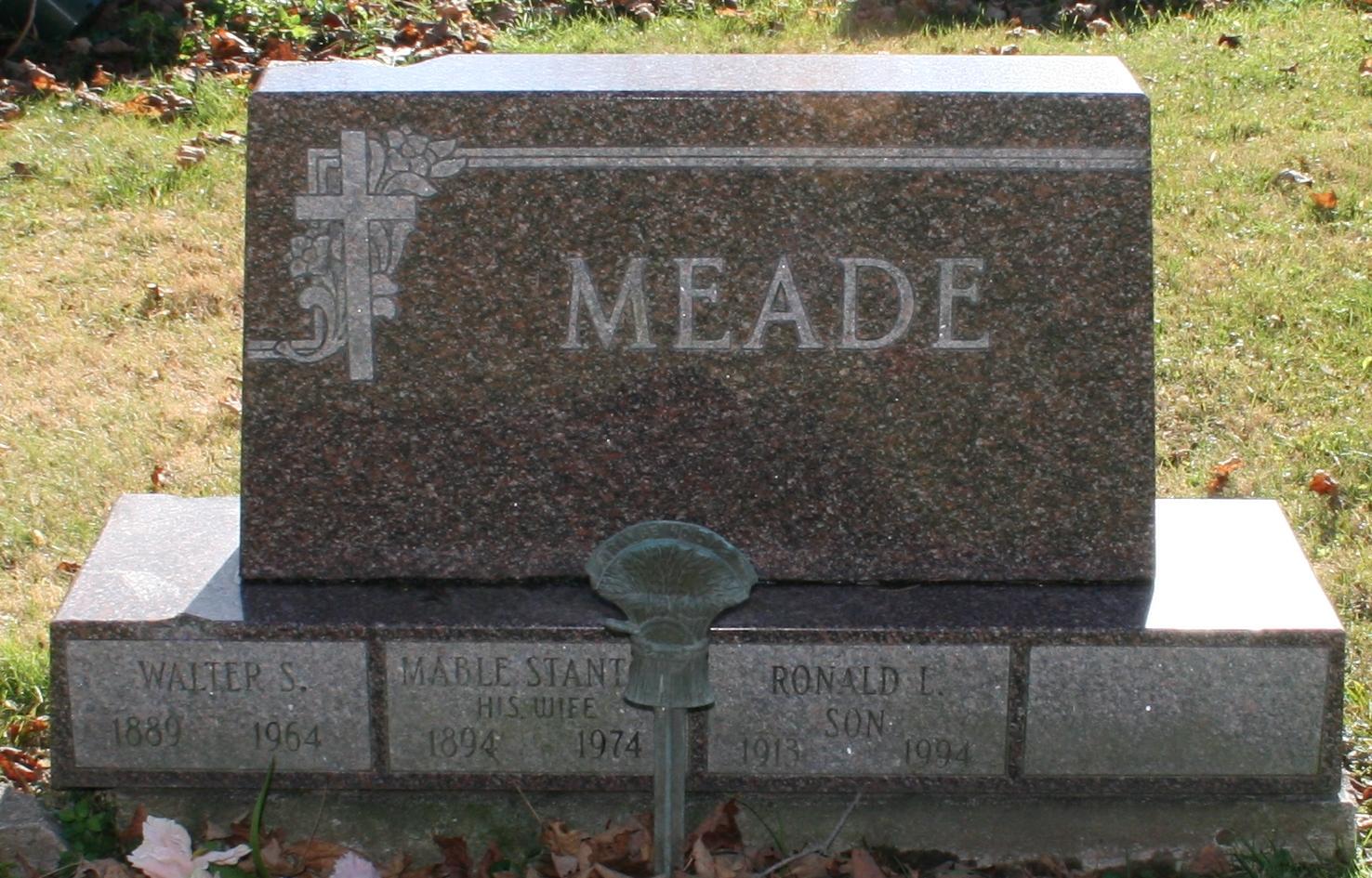 Ronald L Meade