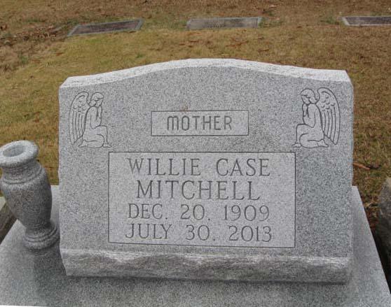 Willie Shirley <i>Case</i> Mitchell
