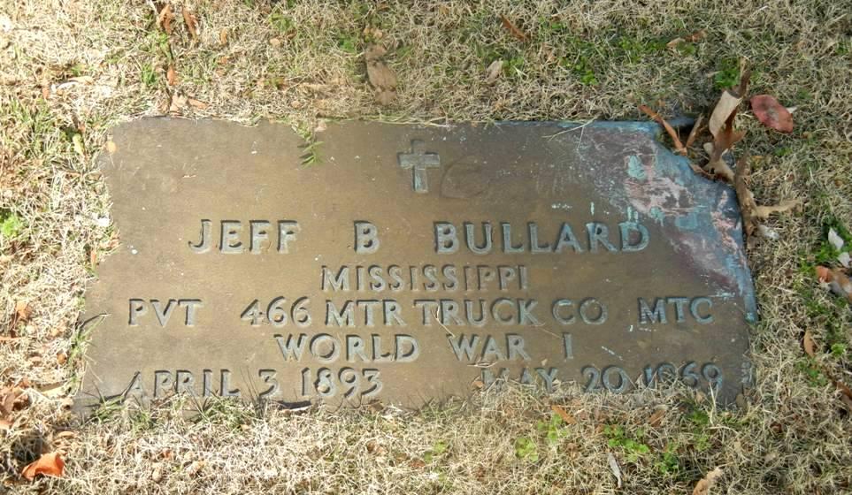 Jeff Bradley Bullard