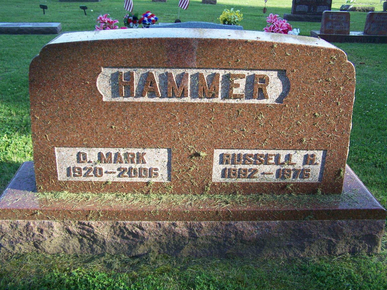 Dee Mark Hammer