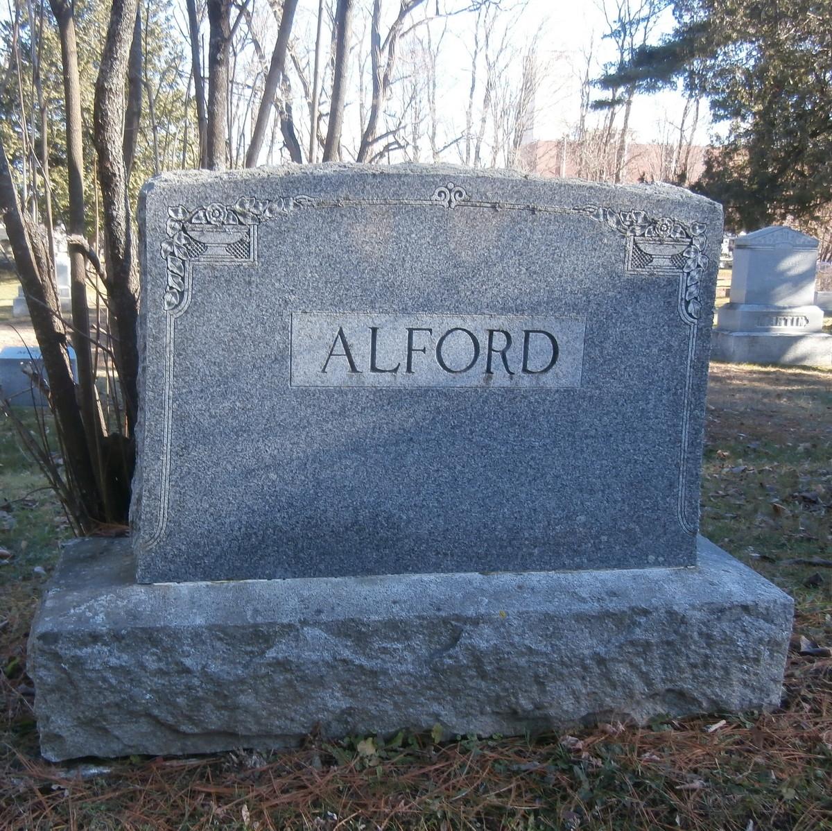 Blanche <i>Craft</i> Alford