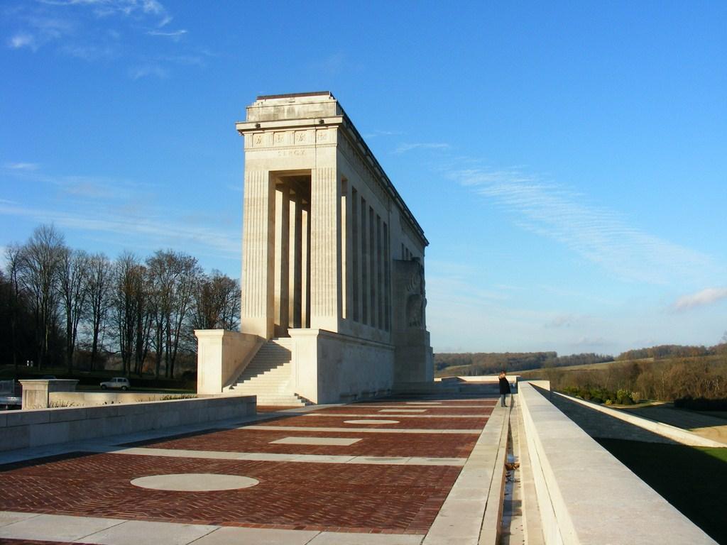 Aisne-Marne American Cemetery and Memorial