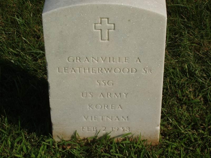 Granville A Leatherwood, Sr