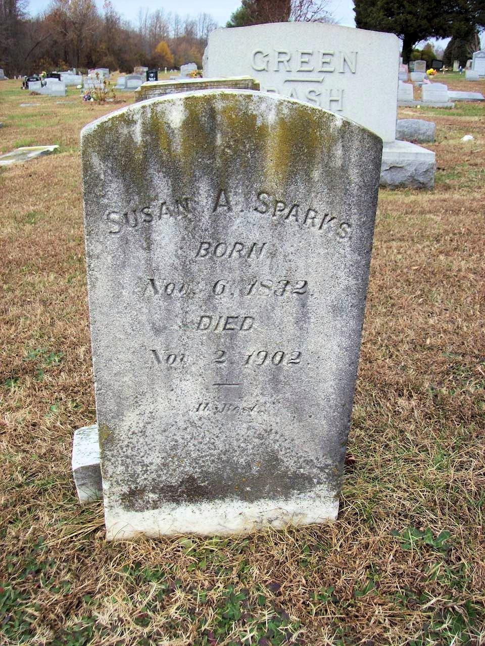 Susan A. Sparks