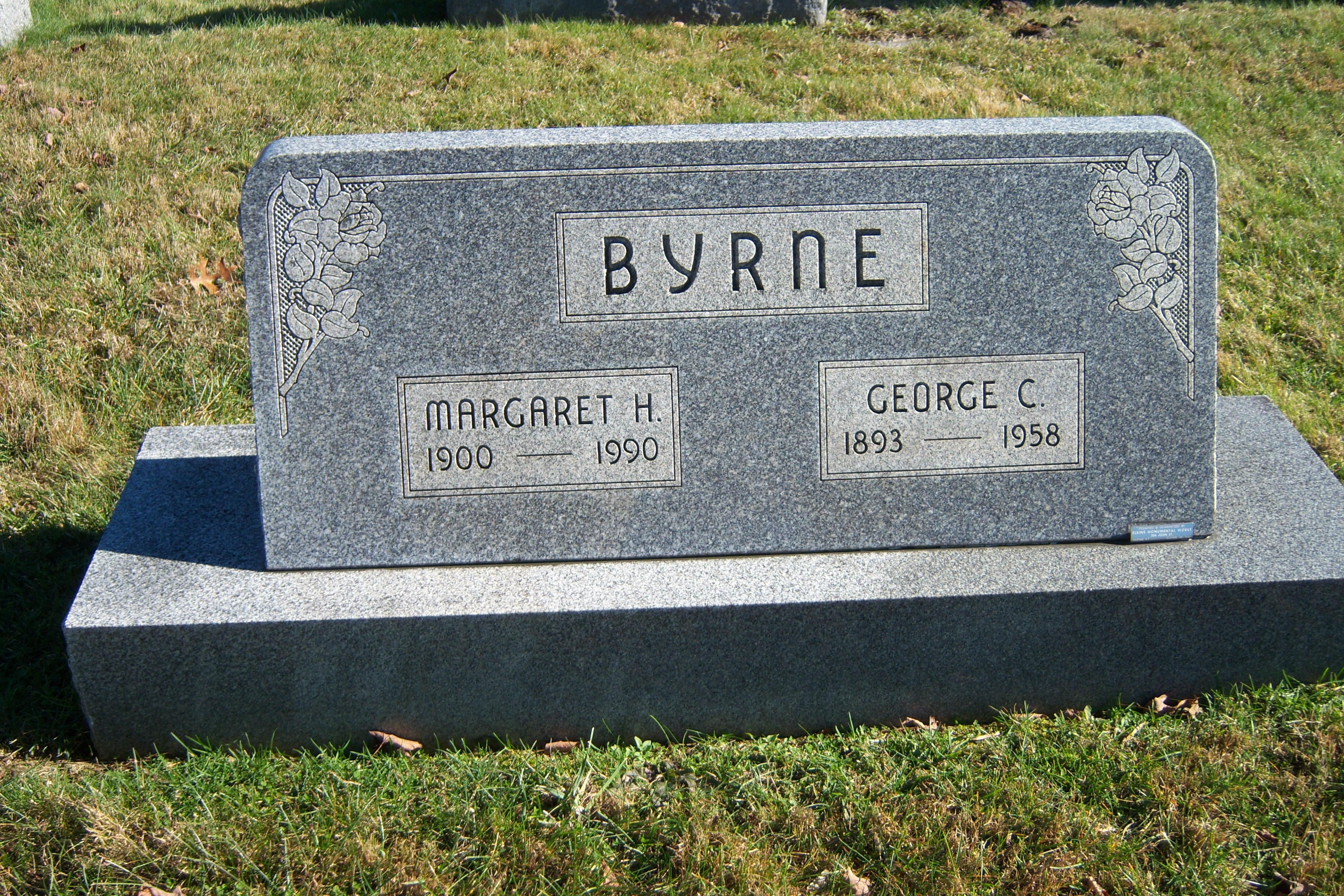 Margaret Virginia <i>Heater</i> Byrne