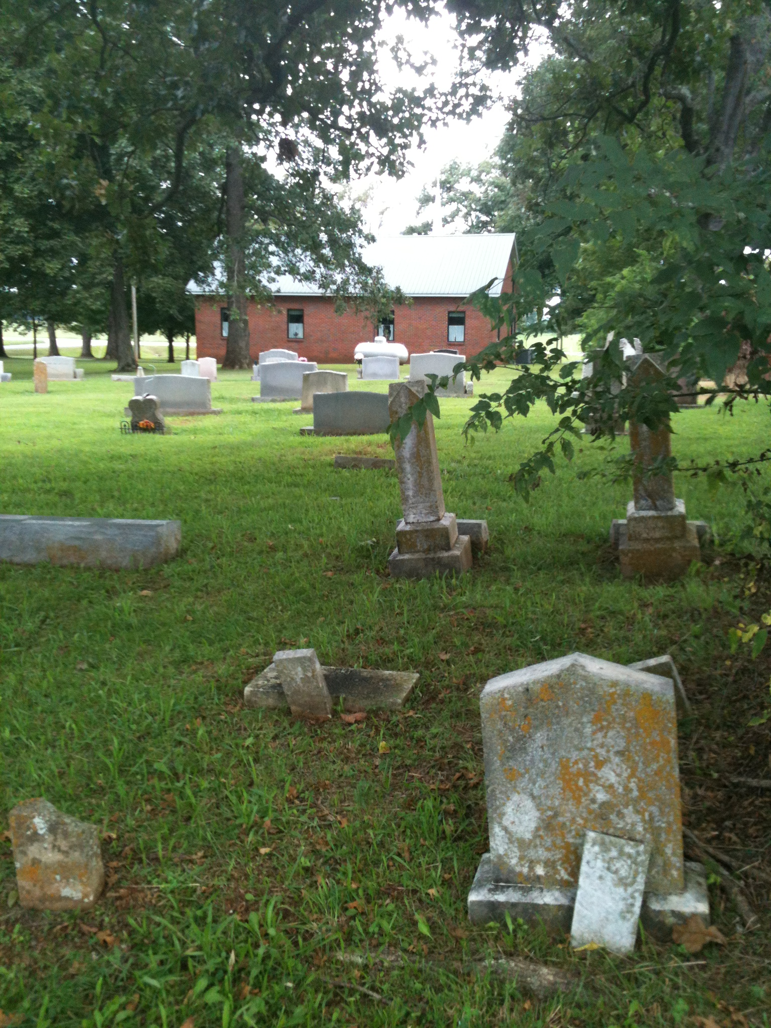 Farris Chapel Cemetery
