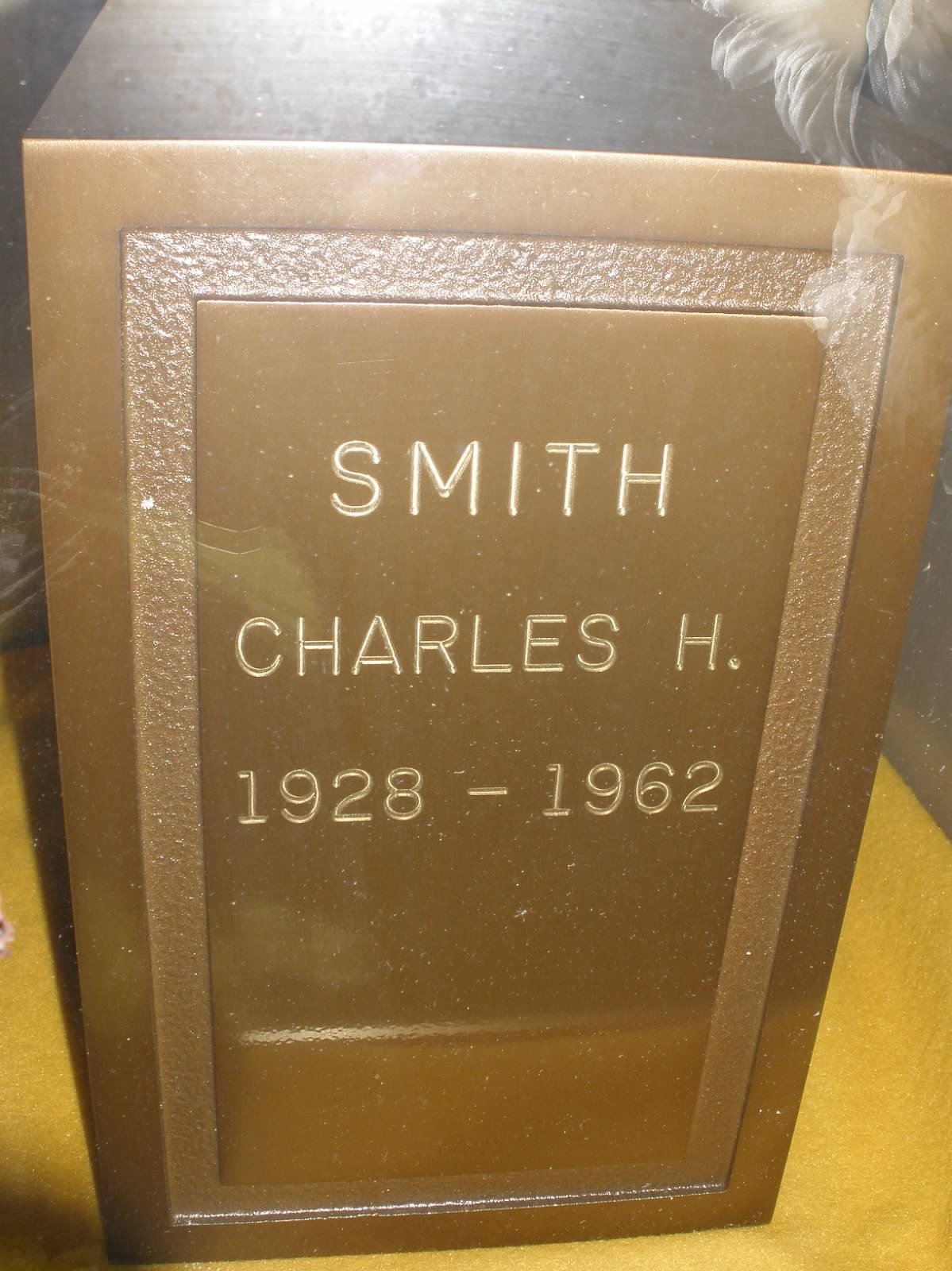 Charles H Smith