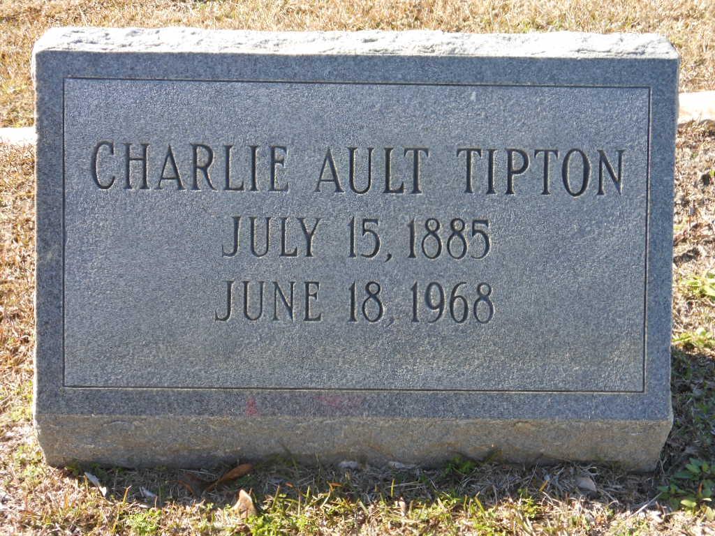Charlie Ault Tipton