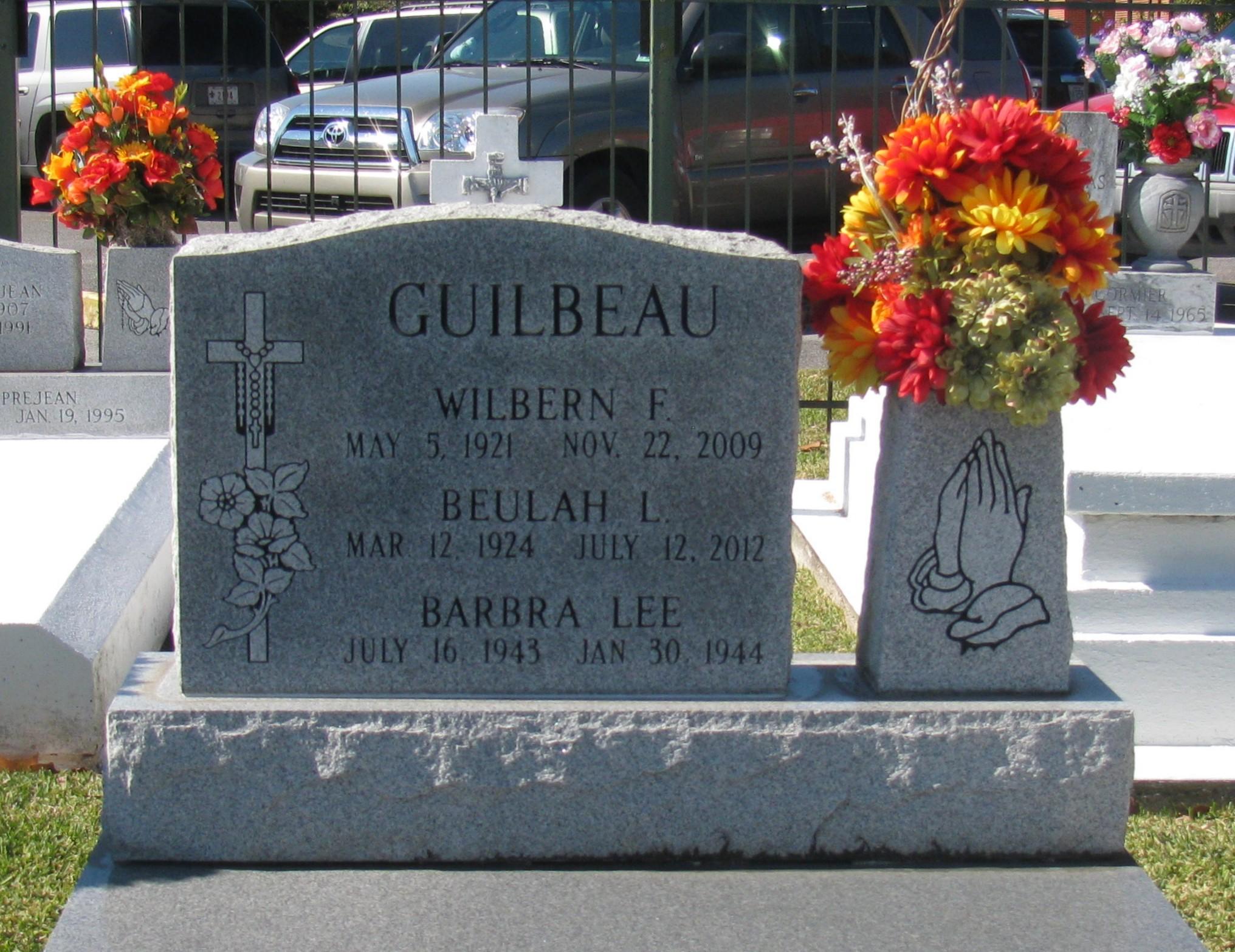 Barbara Lee Guilbeau