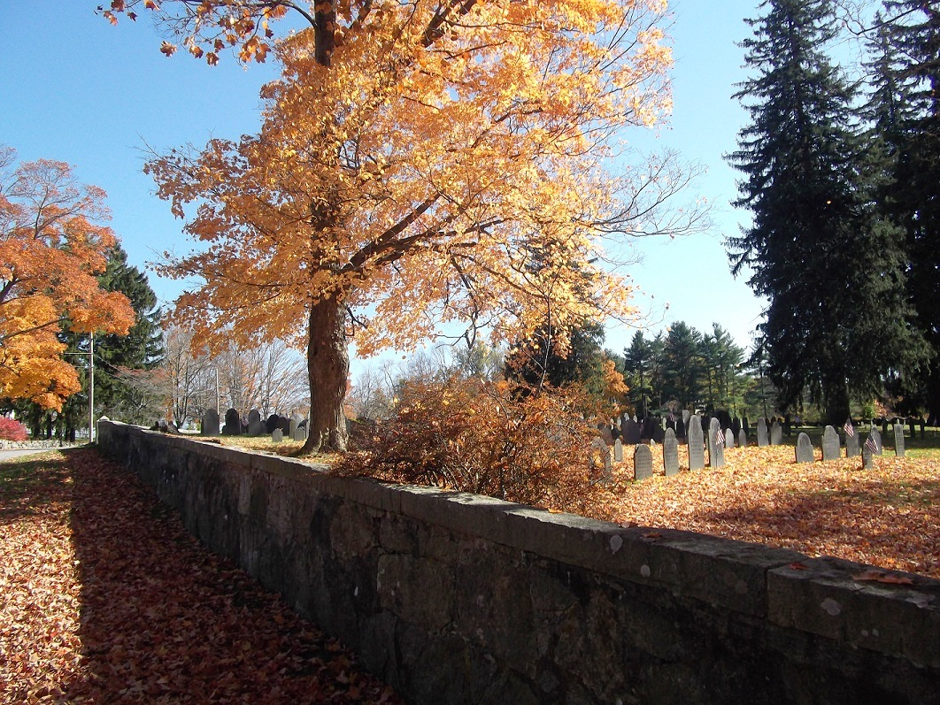 Old North Parish Burying Ground