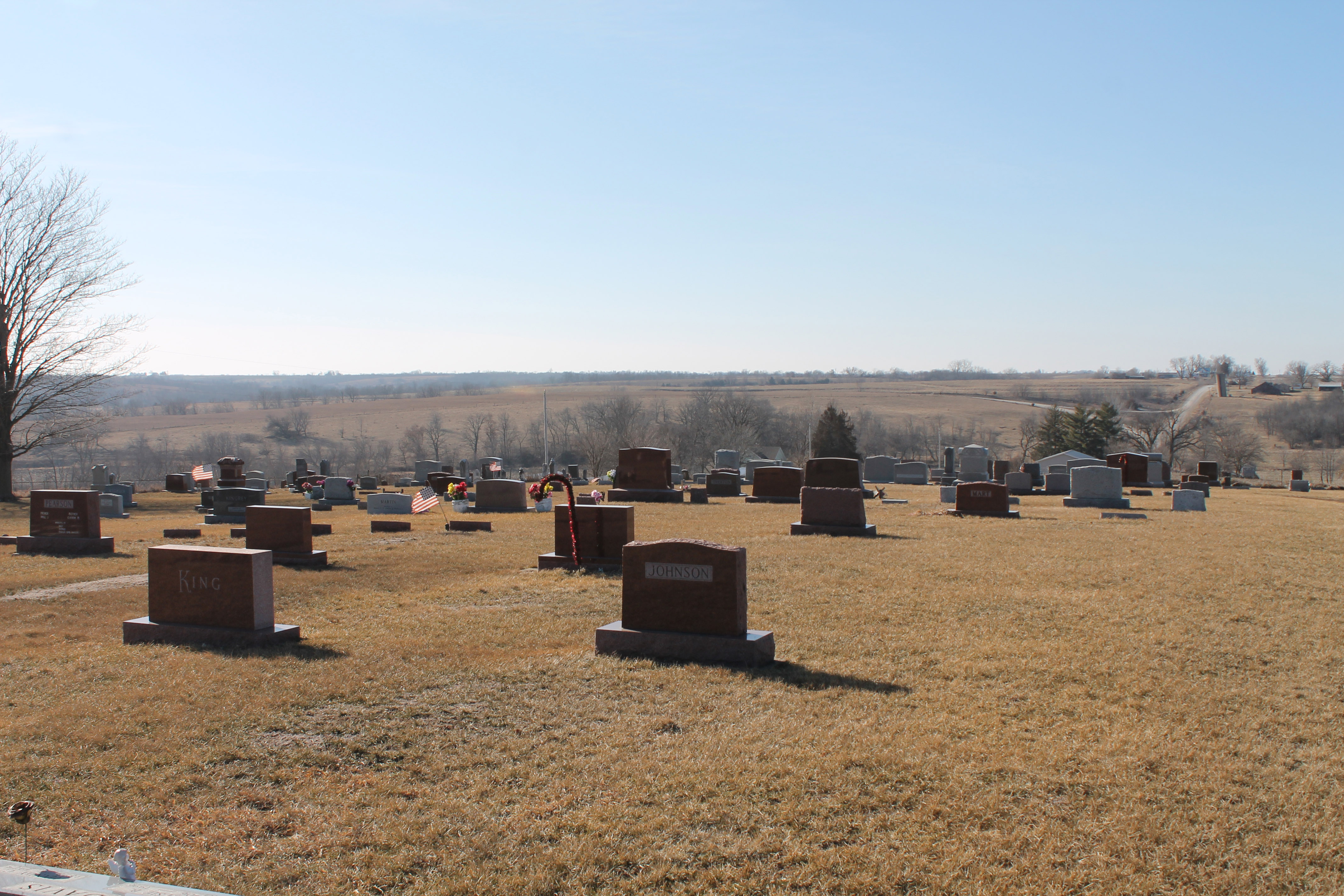 Olive Chapel Cemetery