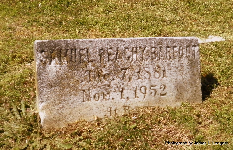 Samuel Peachy Barfoot