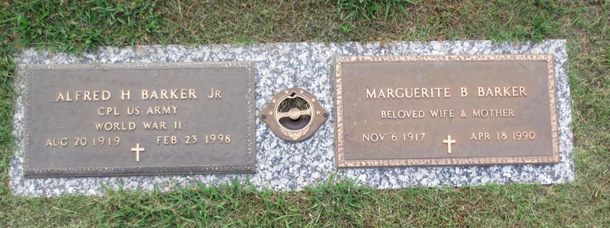 Marguerite Marie <i>Boyd</i> Barker