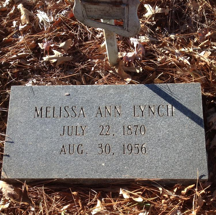 Melissa Ann Lissie <i>Faulkner</i> Lynch